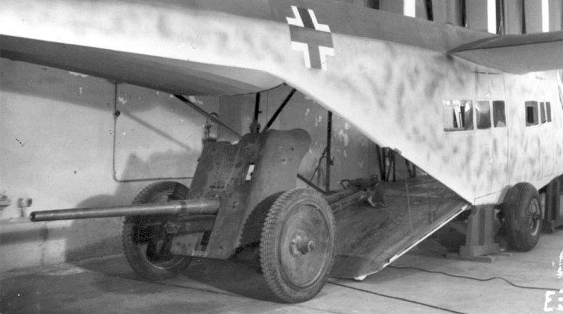 Kitbashing a 4.2cm Pak41 using the Dragon & UMmt kits