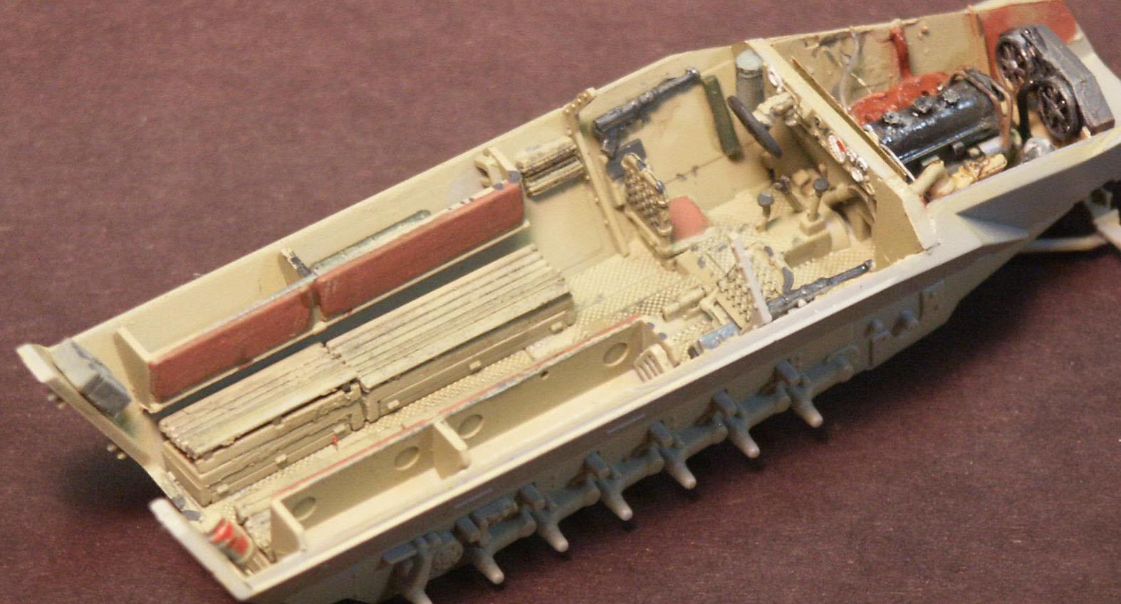 Sd Kfz 251 Ausf D Hasegawa Vs Dragon