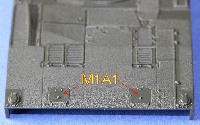 M1 Abrams Comparison