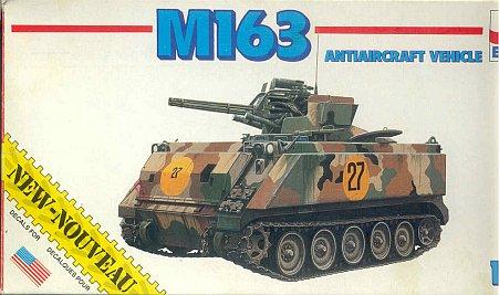 Esci Amp Trumpeter M113 Comparison