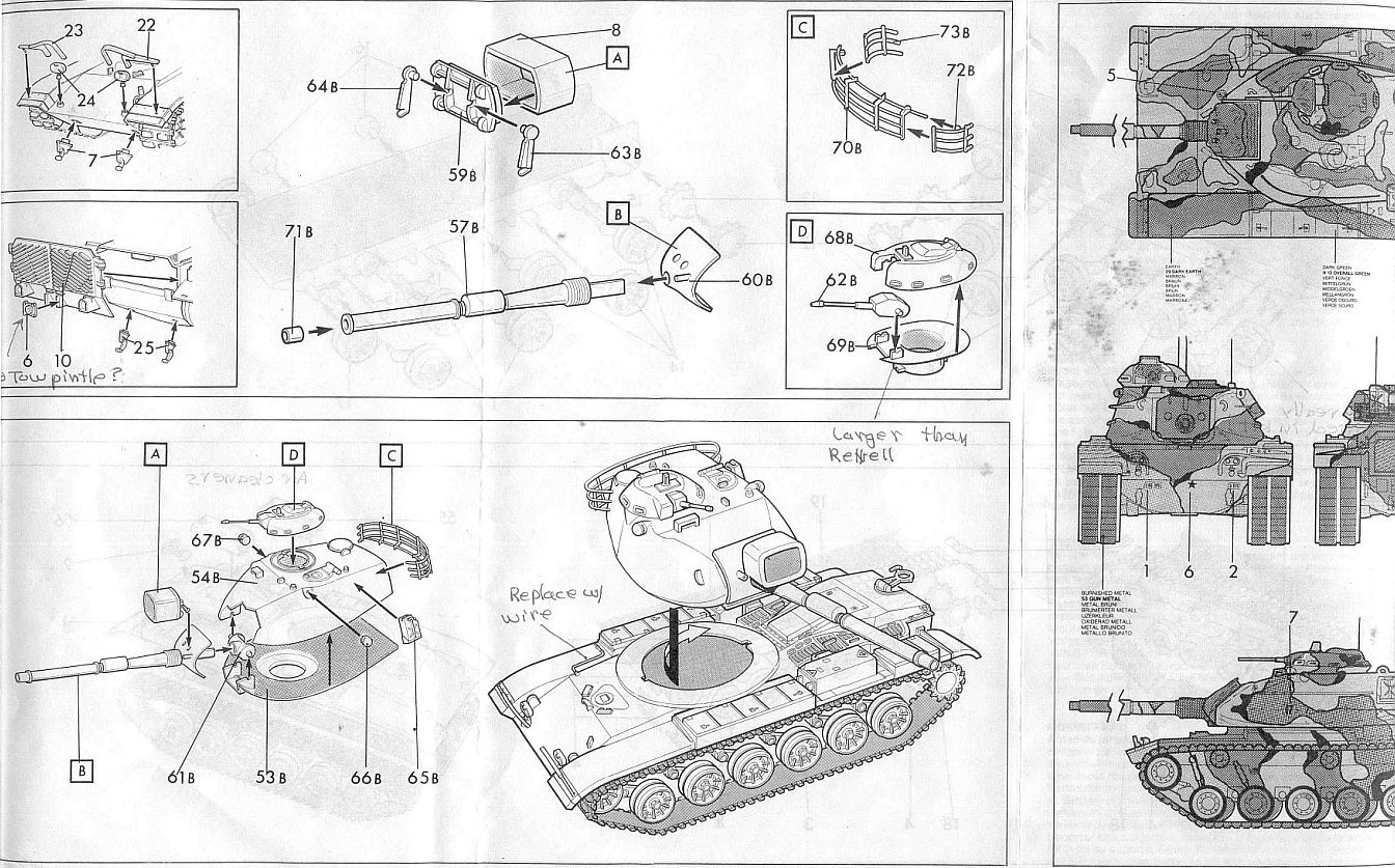 m60 diagram pictures to pin on pinterest