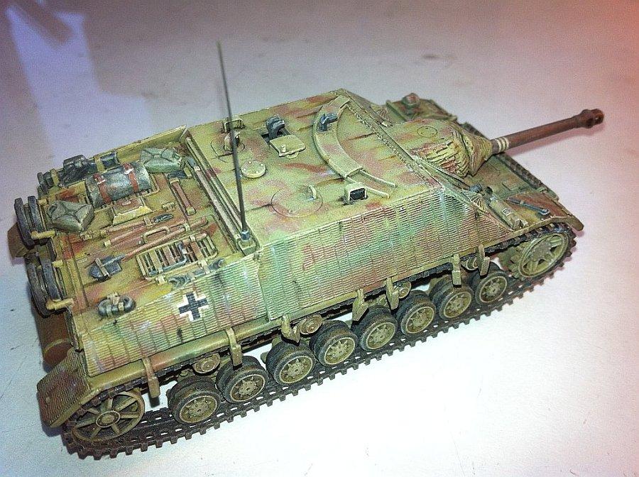 CGoodrow Hasegawa JagdpanzerIV
