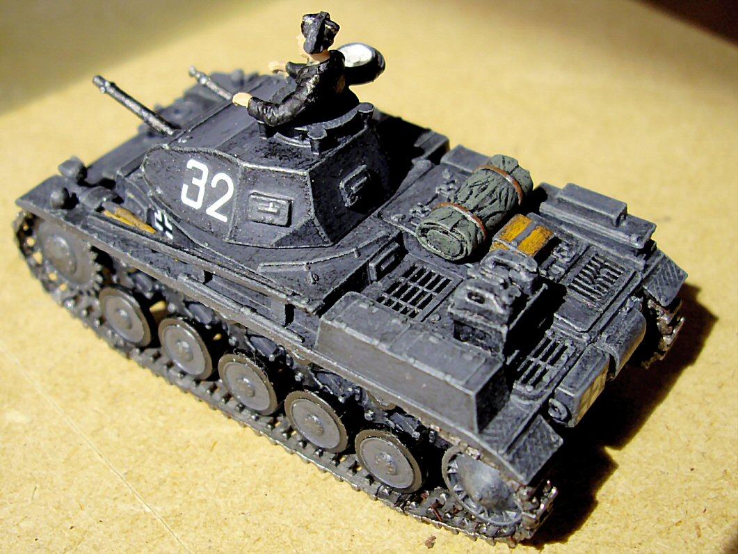 Andi Moseritaleri Panzer Ii Ausf F