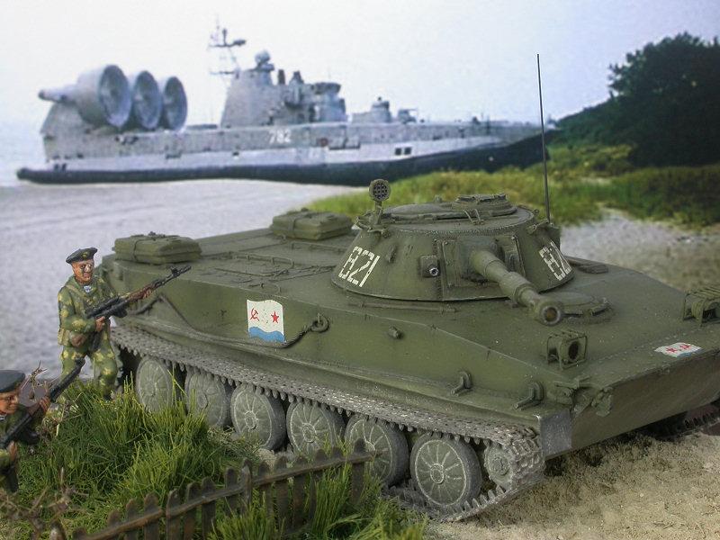 Build S Tank