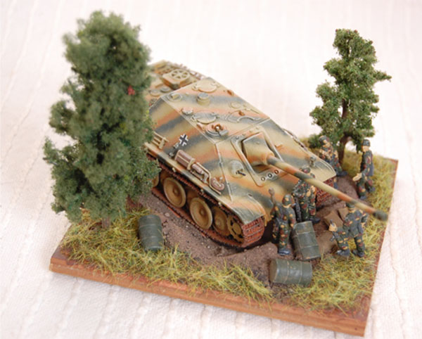 Rob Tas 1 72nd Scale Jagdpanther