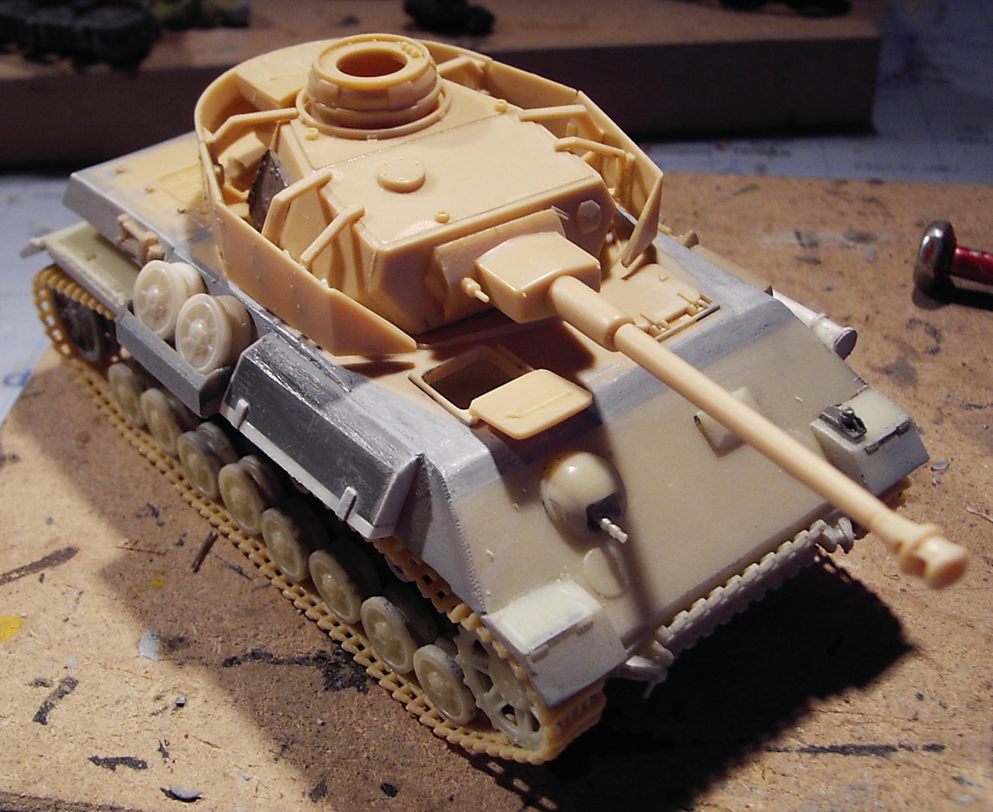Euromodel Plus Panzer IV Krupp version