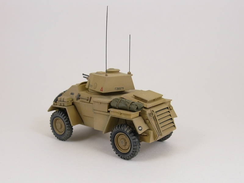 hasegawa minicraft armoured car humber mk ii kit no mb 025. Black Bedroom Furniture Sets. Home Design Ideas