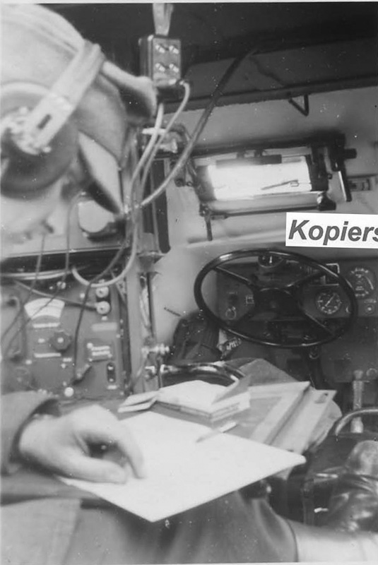 Icm  Sd Kfz 261 German Radio Communication Vehicle  Kit No