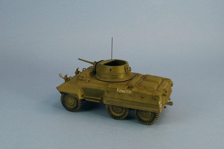 Italeri m 8 greyhound kit no 7023