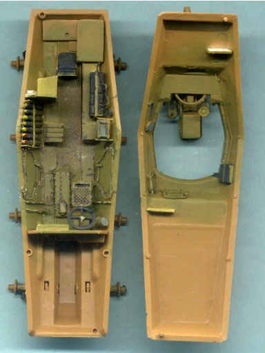 Stephen Brezinski Italeri 1 72nd Scale Sd Kfz 234 3