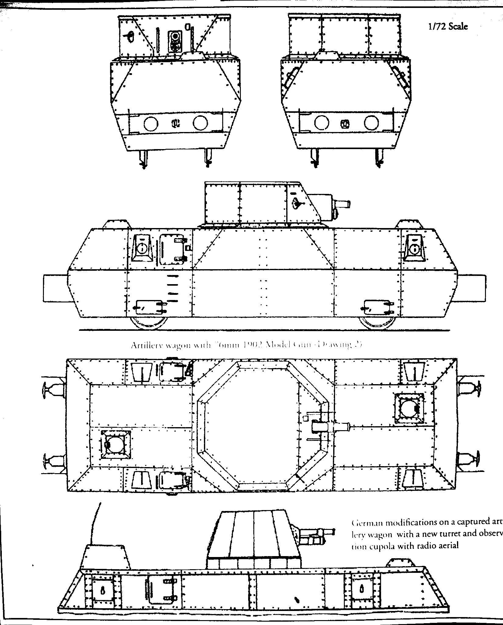 tank railcar parts