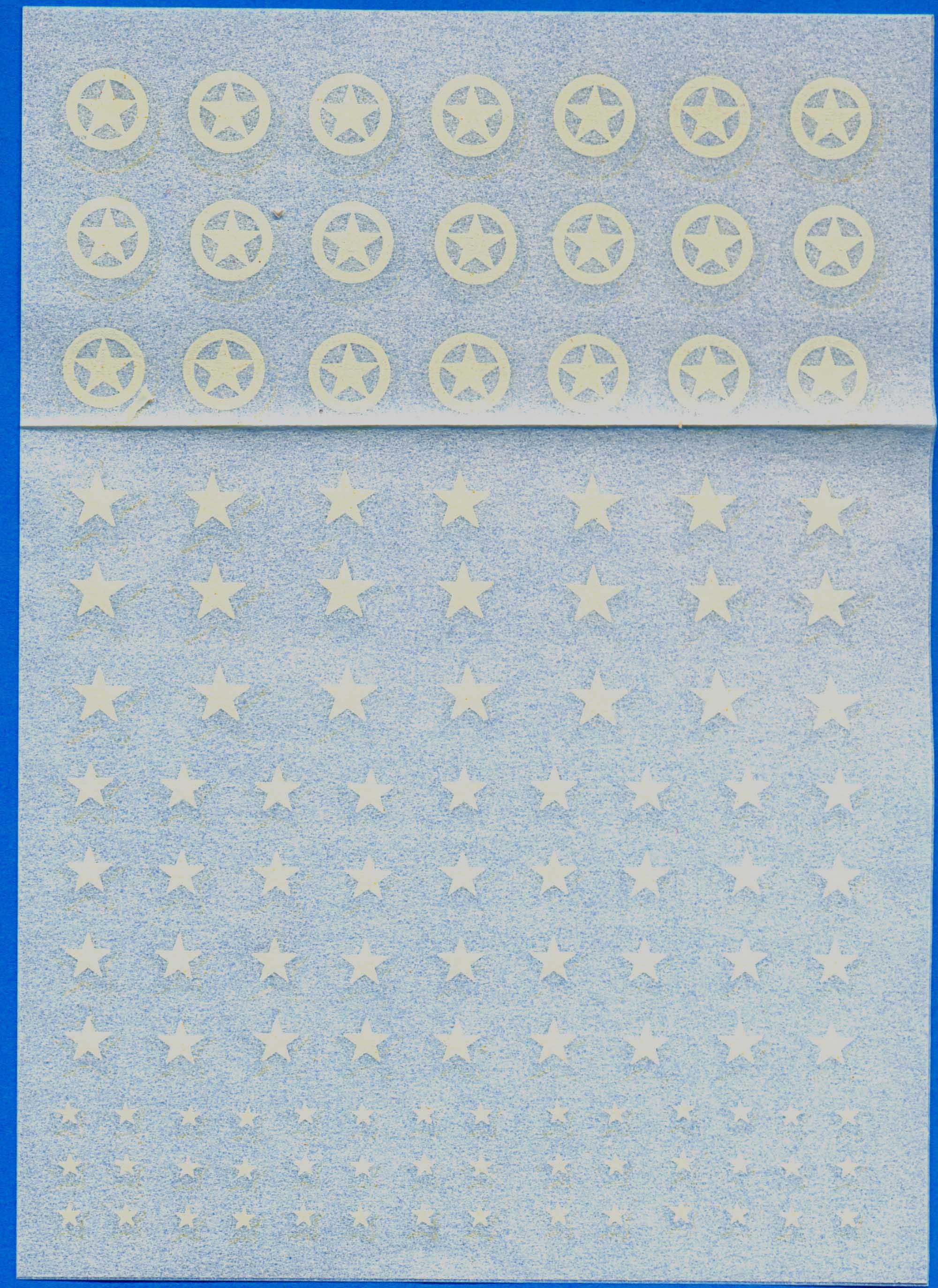 Skytrex 1//76 20mm Soviet Stars Decals