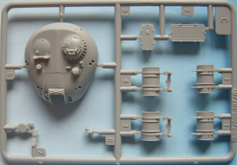 Trumpeter 1 72 Scale T 54b Amp T 55 Mod 1958 Preview